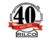 Rilco 40 Years